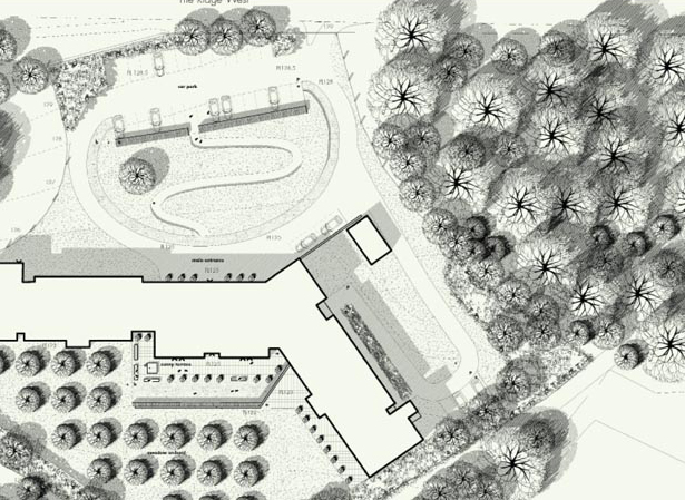 Representaci n gr fica en paisajismo tres libros y medio for Representacion arquitectonica en planos