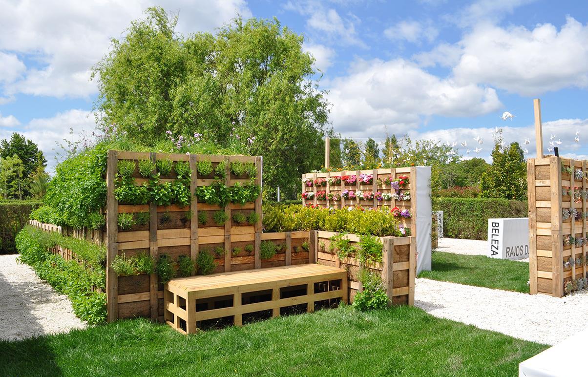 festival de ponte de lima 2014 jardines de fiesta quincunx