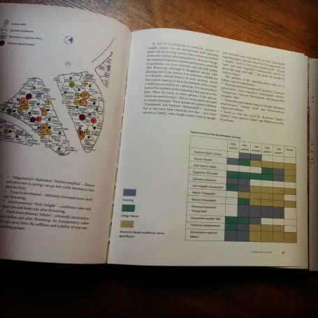 """Este capítulo se acompaña de numerosos ejemplos con planos a escala y esquemas cronológicos, así como consejos prácticos para diseñar """"en capas"""" y calcular las densidades de plantación."""