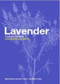 Lavender, the Genus Lavandula