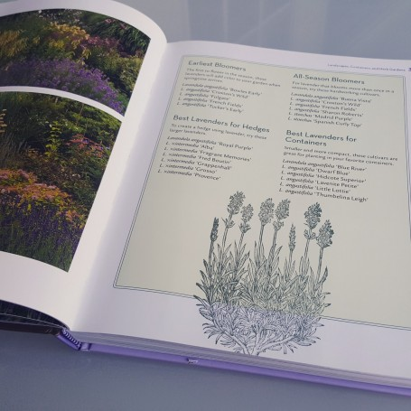 Para los aficionados a las listas, a lo largo del libro se reparten varias, con selecciones de variedades.