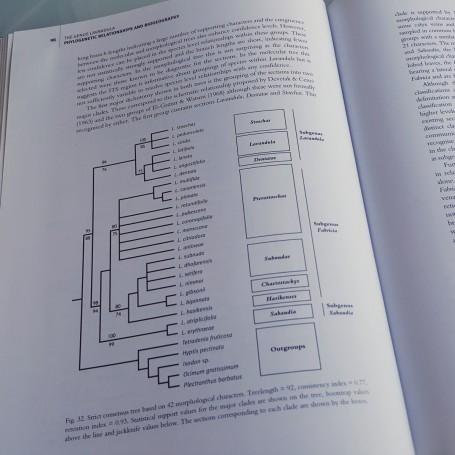 En este libro podemos descubrir el parentesco de las diferentes especies y subespecies, así como su distribución geográfica.