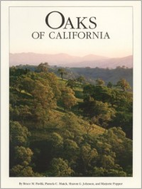 oaks of california - libro